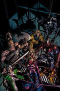 Dark Avengers Vol 1 10 Textless