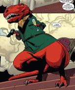 Devil Dinosaur (Earth-63163) from Nextwave Vol 1 12 0001