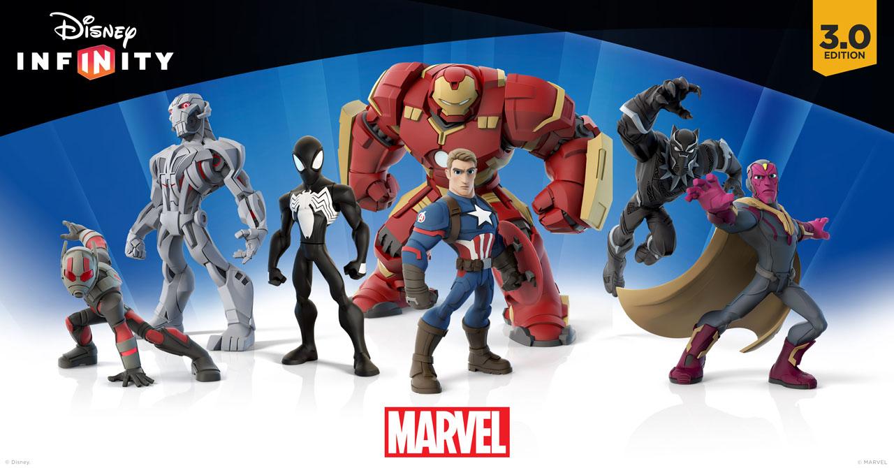 Disney Infinity 3 0 Edition Marvel Database Fandom Powered By Wikia