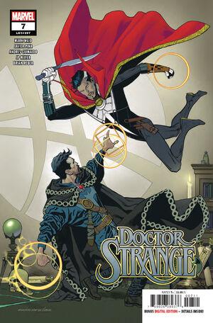 Doctor Strange Vol 5 7