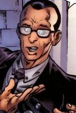 Donald (Earth-616) from Venom Dark Origin Vol 1 2 001