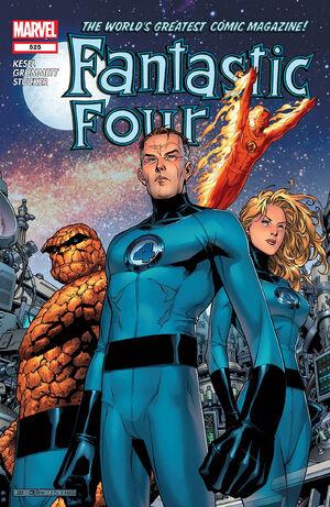 Fantastic Four Vol 1 525