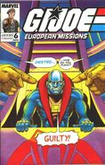 G.I. Joe European Missions Vol 1 6