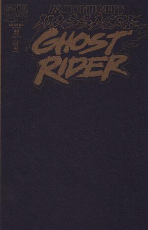 Ghost Rider Vol 3 40
