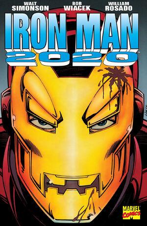 Iron Man 2020 Vol 1 1