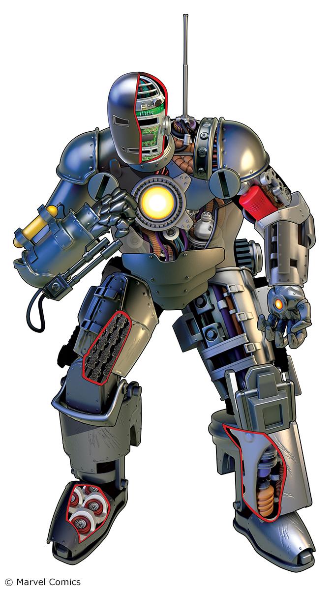 Iron Man Armor Model 1 | Marvel Database | FANDOM powered by Wikia on iron man helmet dimensions, iron man helmet plans, iron man helmet artwork, iron man helmet drawings, iron man helmet layouts, iron man helmet technology, iron man helmet specs, iron man helmet design,