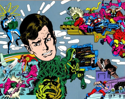 Kree-Skrull War from Blockbusters of the Marvel Universe Vol 1 1