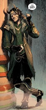 Loki Laufeyson (Ikol) (Earth-616) from Doctor Strange Vol 1 383 001