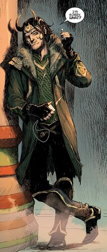 Loki Laufeyson Ikol Earth 616 Marvel Database