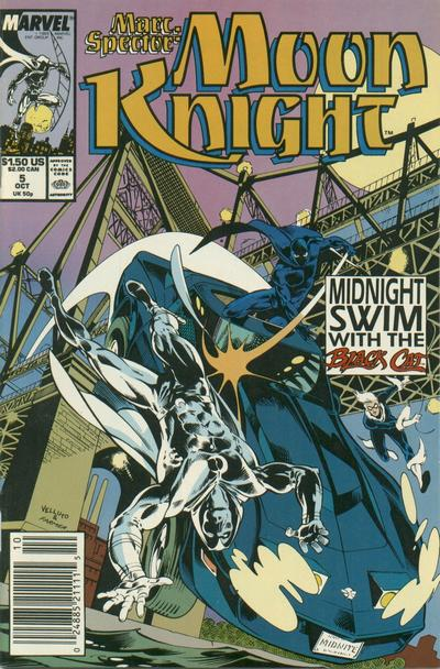 Image result for marc spector moon knight 5