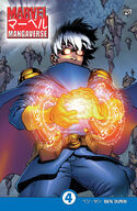 Marvel Mangaverse Vol 1 4