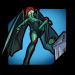 Natasha Romanova (Earth-TRN562) from Marvel Avengers Academy 019