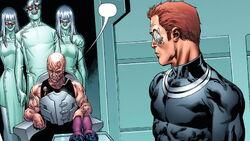 Peace Through Superior Firepowers (Earth-616) Dark Reign Hawkeye Vol 1 4
