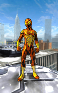 Peter Parker (Earth-TRN496) from Spider-Man Unlimited (video game)