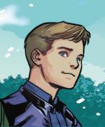 Robert Drake (Time-Displaced) (Earth-TRN727) from X-Men Blue Vol 1 35 001