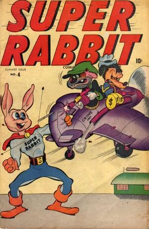 Super Rabbit Comics Vol 1 4