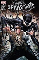 Symbiote Spider-Man: Alien Reality Vol 1 5