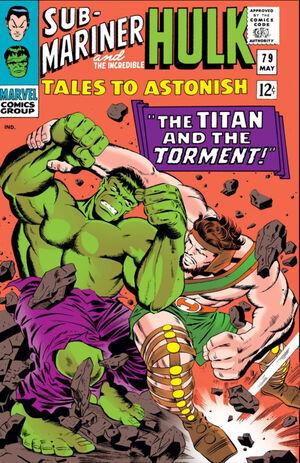 Tales to Astonish Vol 1 79