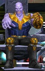 Thanos (Earth-TRN461) from Spider-Man Unlimited (video game) 001