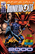 Thunderbolts Annual Vol 1 2000