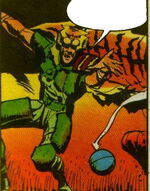 Tiger (Earth-5555) from Dragon's Claws Vol 1 1 0001