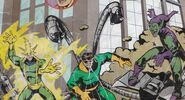 Triple Trouble (Earth-TRN251) from LeapPad The Amazing Spider-Man Vol 1 1