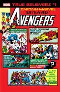 True Believers Captain Marvel - Betrayed! Vol 1 1