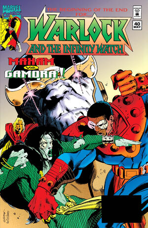 Warlock and the Infinity Watch Vol 1 40
