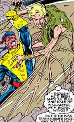Warren Worthington III (Masque's Doppelganger) (Earth-616) from Uncanny X-Men Vol 1 262 0001