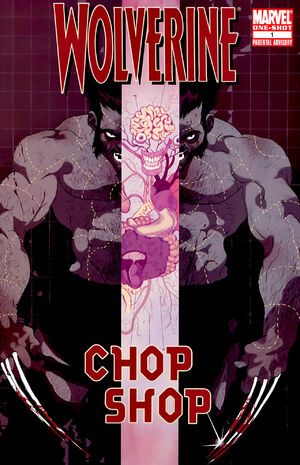 Wolverine Chop Shop Vol 1 1