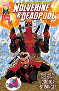 Wolverine and Deadpool Vol 3 2