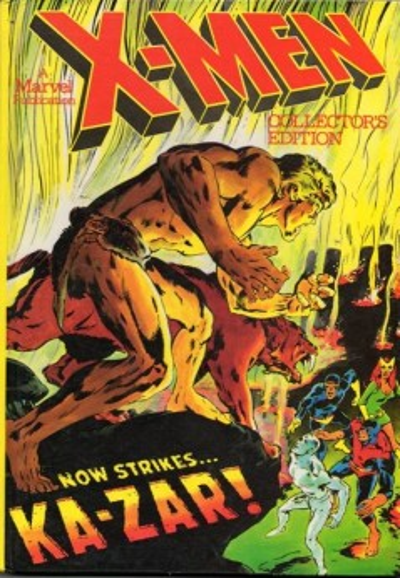 X-Men Collectors Edition (UK) Vol 1 1
