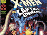 X-Men and Captain Universe: Sleeping Giants Vol 1 1