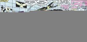 X-Men en Freedom Force vechten tegen de chaos van de Adversary (X-Men -226)
