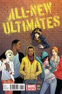 All-New Ultimates Vol 1 1 Marquez Variant