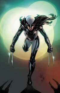 All-New Wolverine Vol 1 19 Textless
