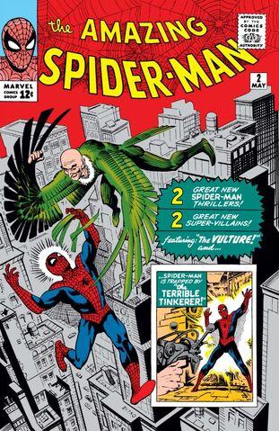 File:Amazing Spider-Man Vol 1 2.jpg