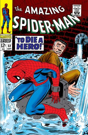 Amazing Spider-Man Vol 1 52