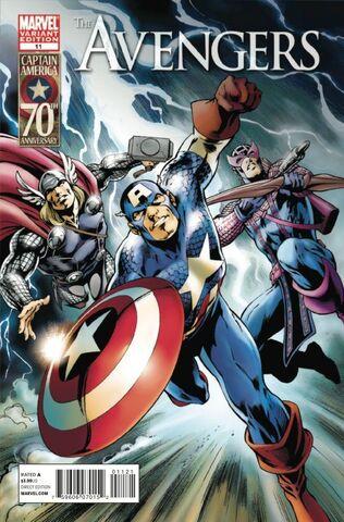 File:Avengers Vol 4 11 Captain America 70th Anniversary Variant.jpg