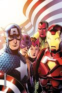 Avengers Vol 5 44 Cheung Variant Textless