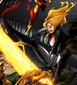 Barbara Morse (Earth-97161) from Avengers vs. Pet Avengers Vol 1 2 001.jpg