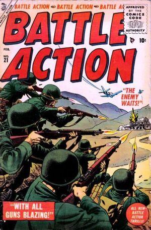 Battle Action Vol 1 21