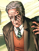 Benjamin Parker (Earth-52136) from What If Aunt May Had Died Instead of Uncle Ben? Vol 1 1 Cover