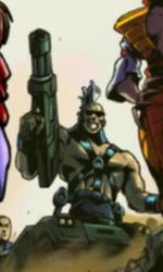 Bonebreaker (Earth-30847) from Marvel vs. Capcom 3 Fate of Two Worlds