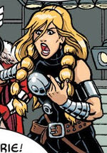 Brunnhilde (Earth-231013) from Marvel NOW WHAT! Vol 1 1 001