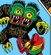 Bruno Varoz's Two-Headed Creature (Earth-616) from Marvel Mystery Comics Vol 1 10 0001