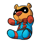 Bucky Bear from A-Babies vs. X-Babies Vol 1 1 001