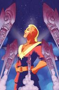 Captain Marvel and the Carol Corps Vol 1 3 Textless