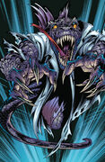 Curt Conners (Earth-1610) from Ultimate Spider-Man Vol 1 60