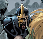 Dane Whitman (Earth-2149) from Ultimate Fantastic Four Vol 1 23 0001